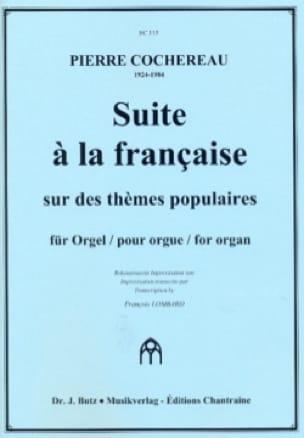 Suite à la Française - Pierre Cochereau - Partition - laflutedepan.com