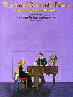 Joy Of Romantic Piano Volume 1 Partition Piano - laflutedepan