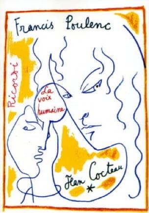 La Voix Humaine - POULENC - Partition - Opéras - laflutedepan.com