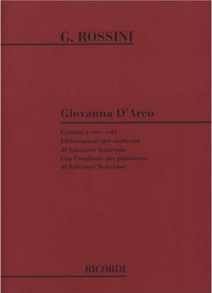 Giovanna D'arco - laflutedepan.com
