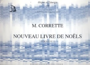 Nouveau Livre de Noëls Volume 1 - CORRETTE - laflutedepan.com
