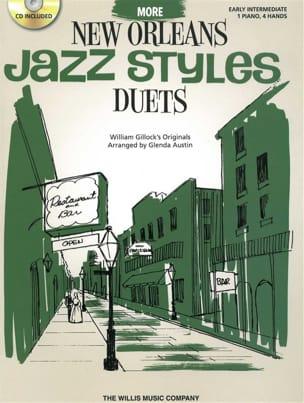 More New Orleans Jazz Styles Duets William Gillock laflutedepan
