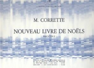 Nouveau Livre de Noëls Volume 2 - CORRETTE - laflutedepan.com