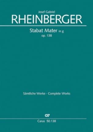 Stabat Mater En Sol Mineur Opus 138. Choeur seul - laflutedepan.com