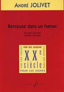 Berceuse Dans Un Hamac André Jolivet Partition Piano - laflutedepan