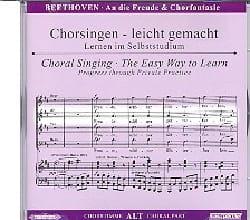 9ème Symphonie Opus 125 et Chorfantasie Opus 80. CD Alto laflutedepan
