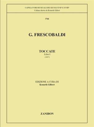 Toccatas Volume 1 FRESCOBALDI Partition Clavecin - laflutedepan