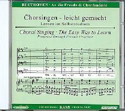 9ème Symphonie Opus 125 et Chorfantasie Opus 80. CD Basse laflutedepan