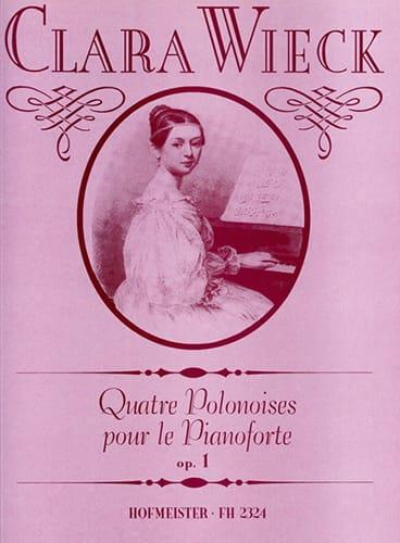 4 Polonaises Pour le Piano Forte Op. 1 - laflutedepan.com