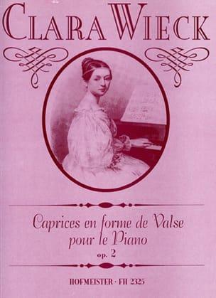 Caprices En Forme de Valses Pour le Piano Opus 2 laflutedepan