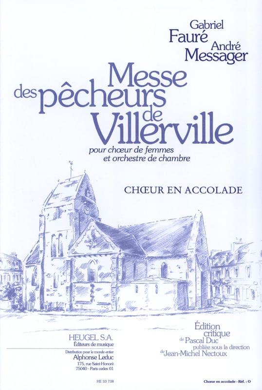 Messe des Pêcheurs de Villerville - Choeur seul - laflutedepan.com
