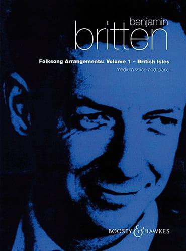 Folksongs Volume 1 Voix Moyenne British Isles - laflutedepan.com