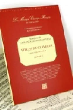 Pièces de Clavecin Avec Voix Ou Violon laflutedepan