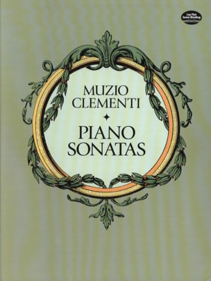 Sonates CLEMENTI Partition Piano - laflutedepan