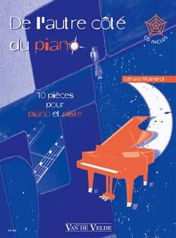De L'autre Côté Du Piano Gérard Moindrot Partition laflutedepan