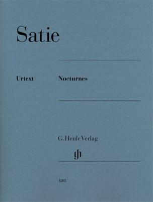 Nocturnes SATIE Partition Piano - laflutedepan