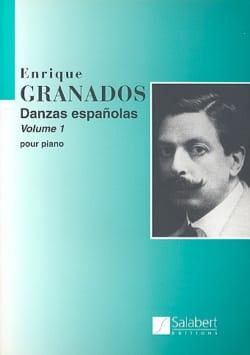 Danses Espagnoles - Volume 1 GRANADOS Partition Piano - laflutedepan