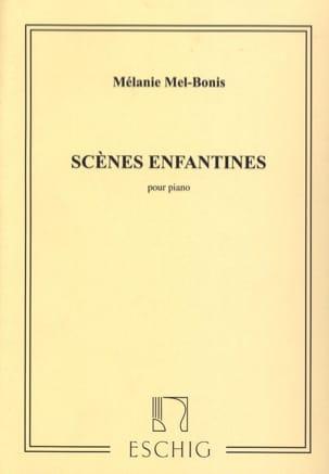 Scènes Enfantines - Mel Bonis - Partition - Piano - laflutedepan.com