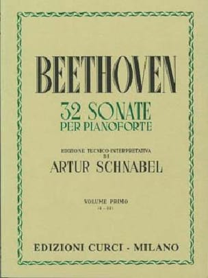 Sonates Volume 1 - BEETHOVEN - Partition - Piano - laflutedepan.com