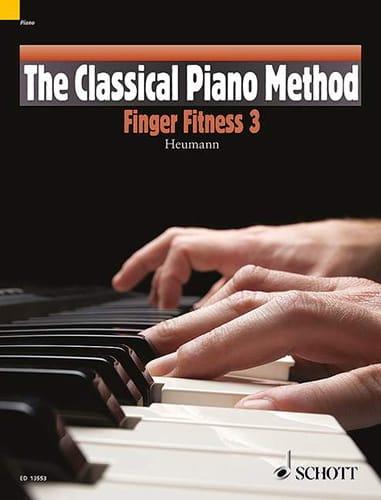 Finger Fitness. Volume 3 - Hans-Günter Heumann - laflutedepan.com
