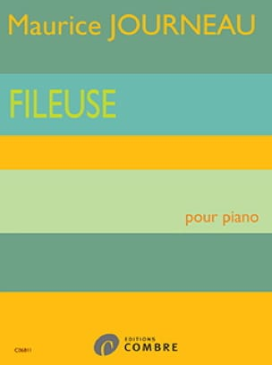 Fileuse - Maurice Journeau - Partition - Piano - laflutedepan.com