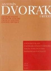 Impressions Poétiques Opus 85 DVORAK Partition Piano - laflutedepan