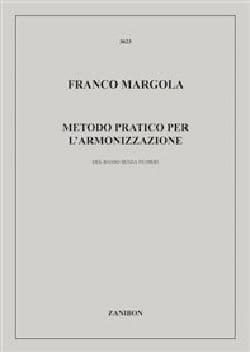 L'armonizzazione Del Basso Senza Numeri Franco Margola laflutedepan