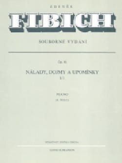 Moods, Impressions... Op. 41 Volume 1-1 Zdenek Fibich laflutedepan