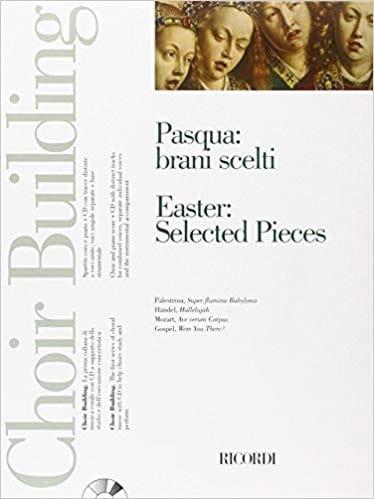 Pasqua : Brani Scelti - Partition - Chœur - laflutedepan.com