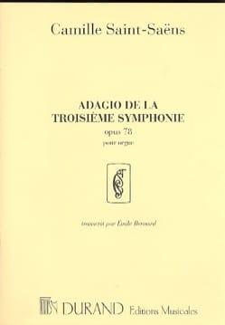 Adagio de la 3ème Symphonie En Ut Mineur Opus 78 laflutedepan