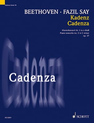 Cadence Concerto N° 3 op. 37 - laflutedepan.com