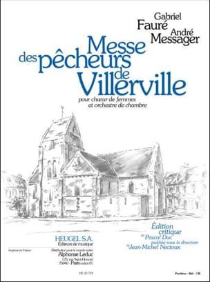 Messe des Pêcheurs de Villerville - Conducteur laflutedepan