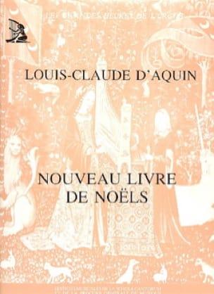 Nouveau Livre de Noëls - Louis-Claude Daquin - laflutedepan.com