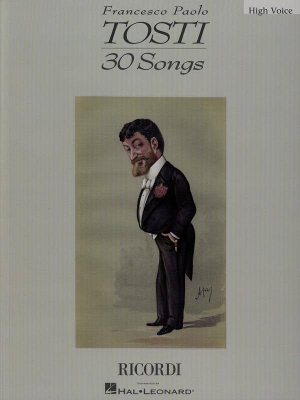 30 Songs. Voix Haute - Francesco Paolo Tosti - laflutedepan.com