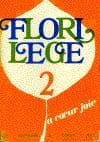 Florilège 2 Partition Chœur - laflutedepan