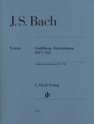 Variations Goldberg BWV 988. Sans Doigté BACH Partition laflutedepan