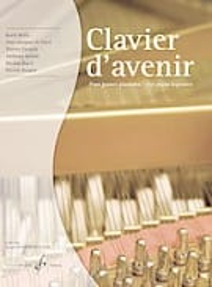 Clavier D'avenir Partition Piano - laflutedepan