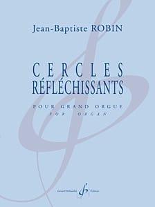 Cercles Réfléchissants Jean-Baptiste Robin Partition laflutedepan