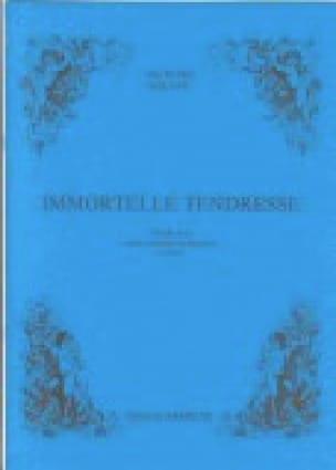 Immortelle Tendresse - Mel Bonis - Partition - laflutedepan.com
