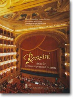 Opera Arias For Mezzo-Soprano - ROSSINI - Partition - laflutedepan.com