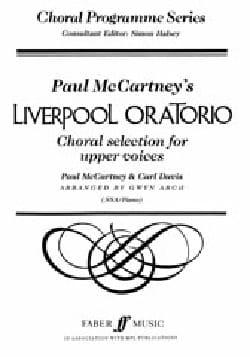 Liverpool Oratorio. Selection - Cartney Mc - laflutedepan.com