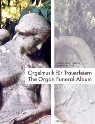 Musique d'orgue pour les Funérailles Partition Orgue - laflutedepan