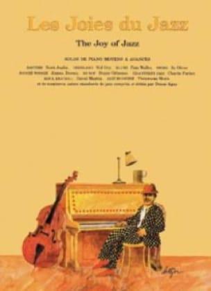 Les Joies Du Jazz - Partition - Piano - laflutedepan.be