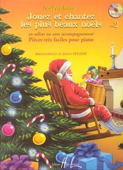 Jouez et Chantez les Plus Beaux Noëls Volume 2 - laflutedepan.com