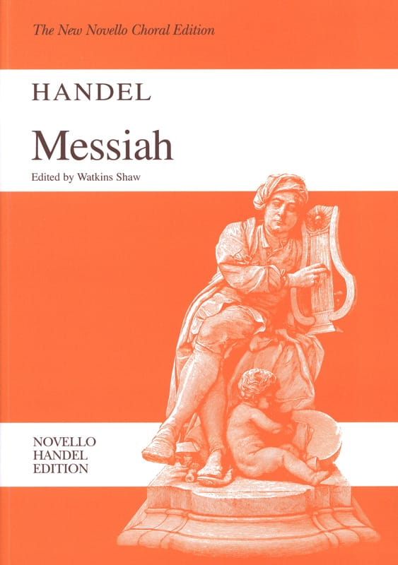 Messie - HAENDEL - Partition - Chœur - laflutedepan.com
