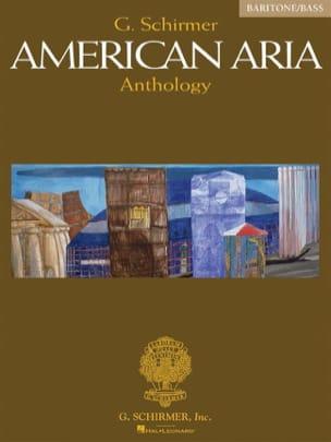 American Aria Anthology. Baritone / Basse Partition laflutedepan
