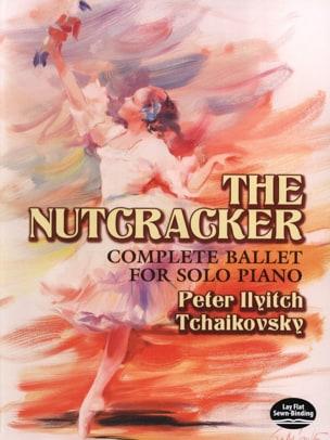Le Casse-Noisette Opus 71 TCHAIKOVSKY Partition Piano - laflutedepan