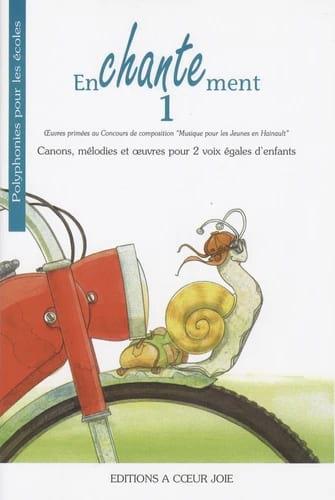 Enchantement 1 - Partition - Chœur - laflutedepan.com