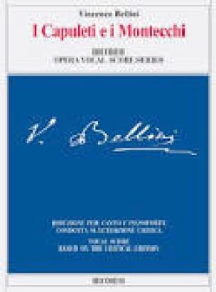 I Capuleti E I Montecchi. Edition Critique - laflutedepan.com