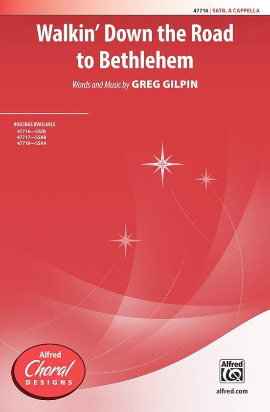 Walkin' down the street to Bethlehem - Greg Gilpin - laflutedepan.com
